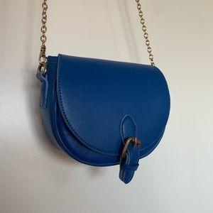Street Level Electric Blue Crossbody bag